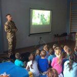 SZKOLENIE SPADOCHRONOWE przez żołnierzy z jednostki wojskowe NIL z Krakowa04