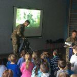 SZKOLENIE SPADOCHRONOWE przez żołnierzy z jednostki wojskowe NIL z Krakowa05