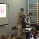 SZKOLENIE SPADOCHRONOWE przez żołnierzy z jednostki wojskowe NIL z Krakowa06