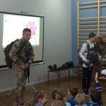 SZKOLENIE SPADOCHRONOWE przez żołnierzy z jednostki wojskowe NIL z Krakowa07