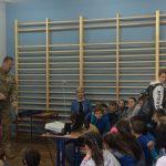 SZKOLENIE SPADOCHRONOWE przez żołnierzy z jednostki wojskowe NIL z Krakowa09