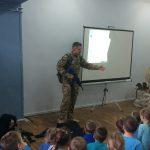 SZKOLENIE SPADOCHRONOWE przez żołnierzy z jednostki wojskowe NIL z Krakowa12