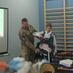 SZKOLENIE SPADOCHRONOWE przez żołnierzy z jednostki wojskowe NIL z Krakowa14