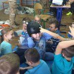 SZKOLENIE SPADOCHRONOWE przez żołnierzy z jednostki wojskowe NIL z Krakowa24