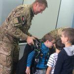 SZKOLENIE SPADOCHRONOWE przez żołnierzy z jednostki wojskowe NIL z Krakowa26