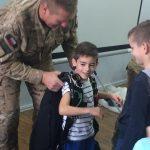 SZKOLENIE SPADOCHRONOWE przez żołnierzy z jednostki wojskowe NIL z Krakowa27