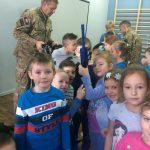 SZKOLENIE SPADOCHRONOWE przez żołnierzy z jednostki wojskowe NIL z Krakowa30