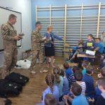SZKOLENIE SPADOCHRONOWE przez żołnierzy z jednostki wojskowe NIL z Krakowa39