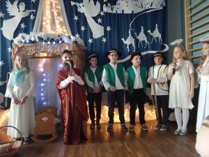 Nastrój Świat Bożego Narodzenia Słotwina XII 201936