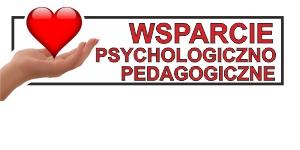 WSPARCIE PSYCHOLOGICZNO PEDAGOGICZNE