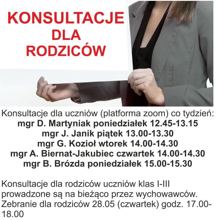 KONSULTACJE 11