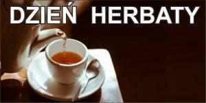 """Dzien herbaty w ramach projektu """"Święta dziwne i nietypowe"""""""
